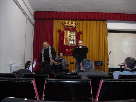Muestra Cultural y Poética Cierzoyniebla-Sollavientos